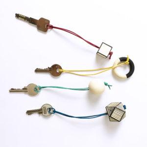 Kit porte clés original - Fabriquer vous même votre porte clés mural - kitik - Porte clés murale fabriqué en France
