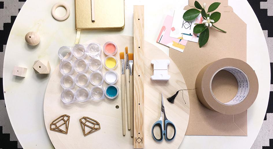 kit loisir créatif, loisir créatif, activité créative, déco creative, déco à faire soi-même,