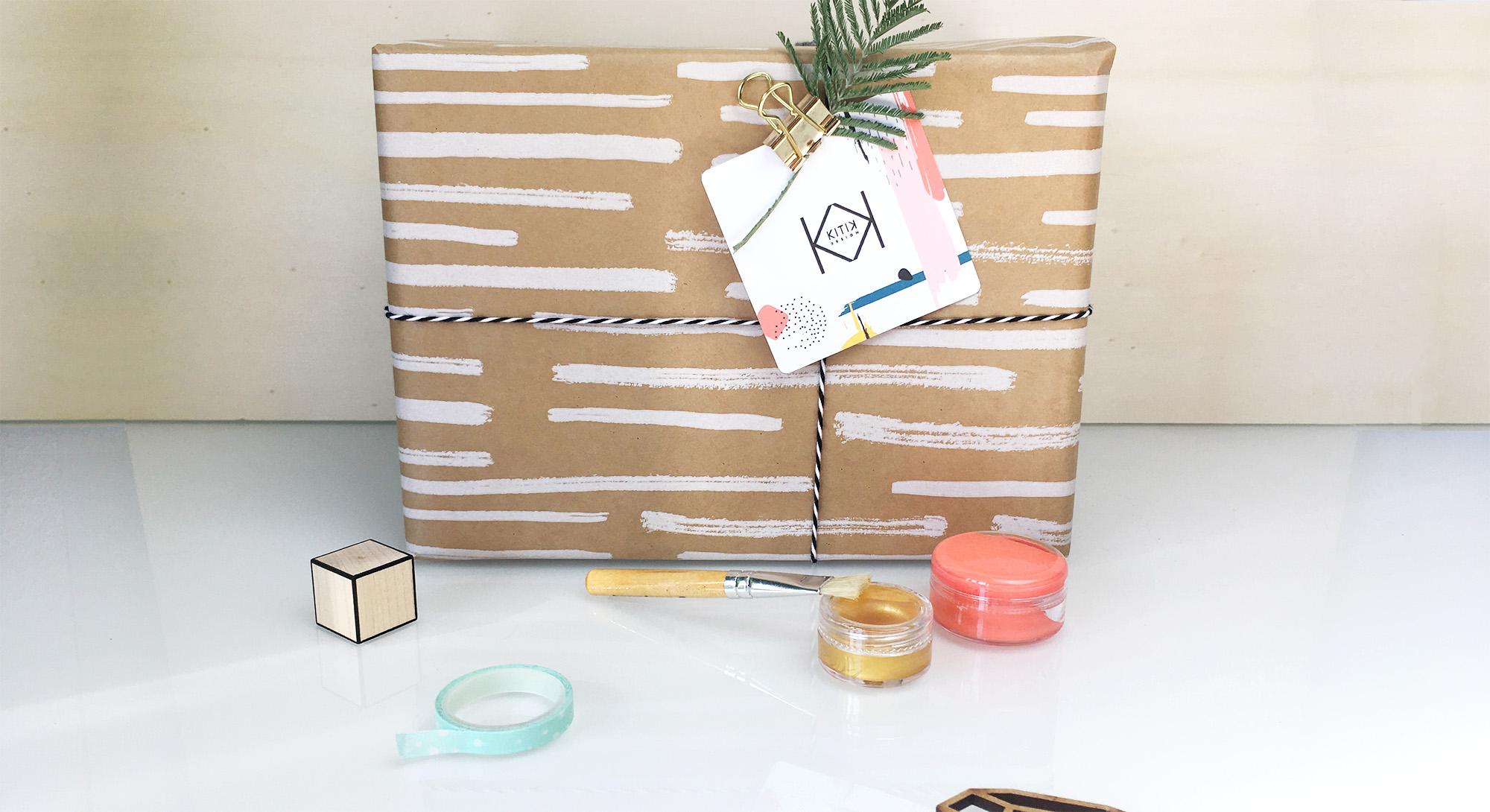 kit loisir créatif à offrir, cadeau à faire soi-même, cadeau créatif, idée créative,