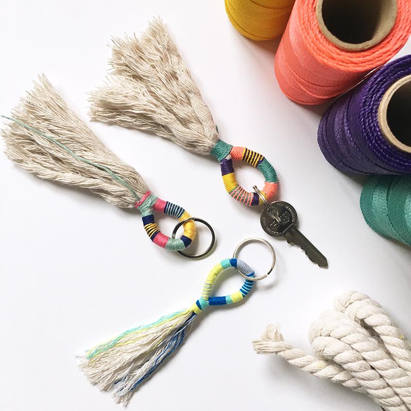 Atelier deco, atelier créatif, diy, porte clés, les ateliers créatifs
