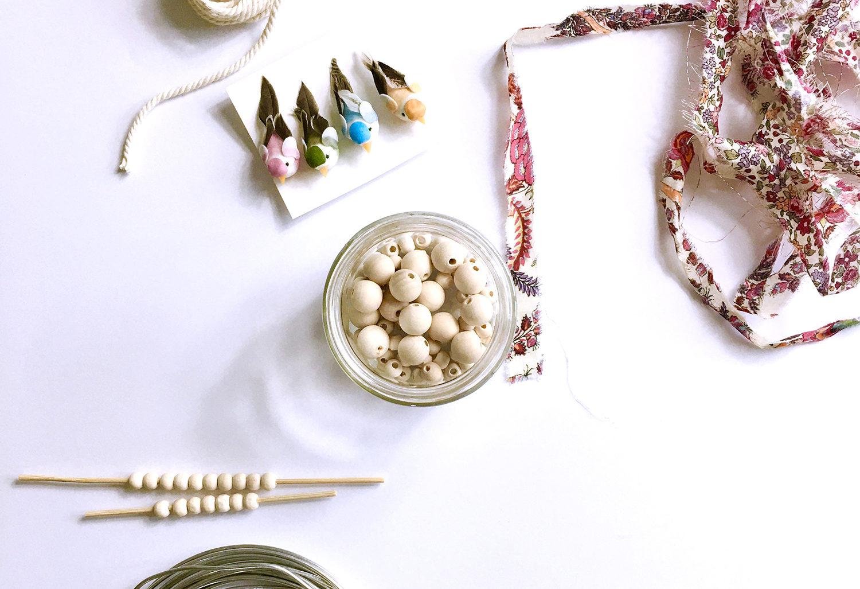 Kits DIY déco - Kits déco à fabriquer soi-même - Box DIY déco - kitik - miroir à fabriquer soi même, miroir DIY, atelier créatif miroir, cadeau créatif, objet deco à fabriquer
